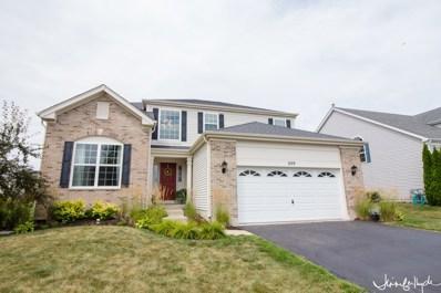 209 Fieldstone Drive, Woodstock, IL 60098 - #: 10293144