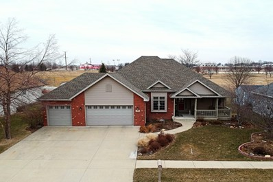 583 Jeffery Drive, Manteno, IL 60950 - MLS#: 10293372
