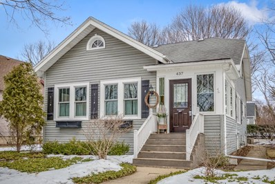 437 S 3rd Street, West Dundee, IL 60118 - #: 10293506