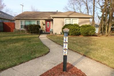 486 Pierson Street, Crystal Lake, IL 60014 - #: 10293557