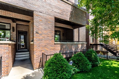 1332 W Hubbard Street UNIT 1E, Chicago, IL 60642 - #: 10293795