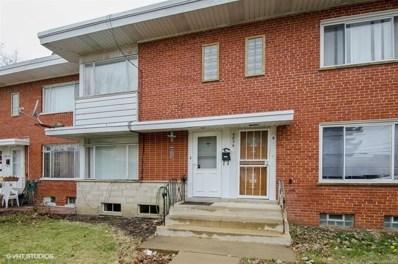 4836 Kirk Street UNIT C, Skokie, IL 60077 - #: 10293830