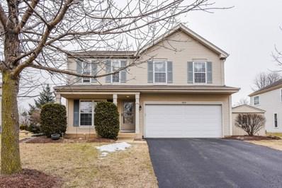 802 Honeysuckle Lane, Aurora, IL 60506 - #: 10293877