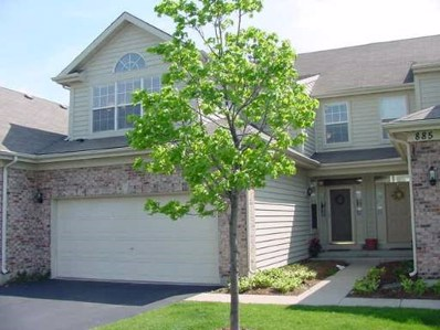 887 Havenshire Road UNIT 887, Naperville, IL 60565 - #: 10293887