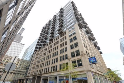 565 W Quincy Street UNIT 510, Chicago, IL 60661 - MLS#: 10294246