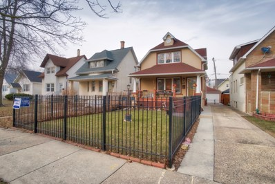 4824 W Cullom Avenue, Chicago, IL 60641 - #: 10294287