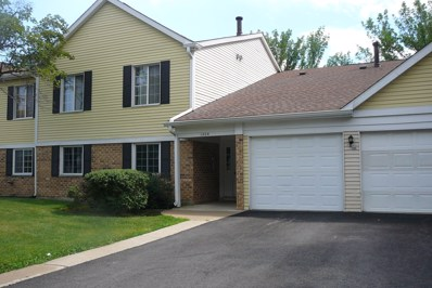 1204 Williamsport Drive UNIT 3, Westmont, IL 60559 - MLS#: 10294469
