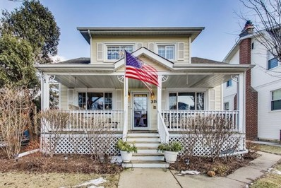 319 S Chester Avenue, Park Ridge, IL 60068 - #: 10294475