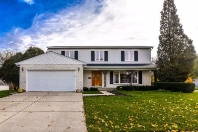 1725 N Stratford Road, Arlington Heights, IL 60004 - MLS#: 10294760