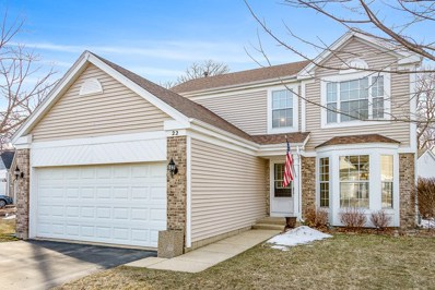 22 Wildflower Way, Streamwood, IL 60107 - #: 10295042