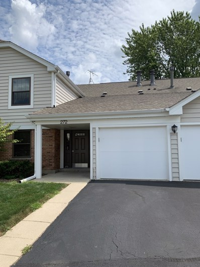 272 Kings Mill Court UNIT C2, Schaumburg, IL 60193 - #: 10295060