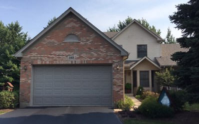 543 Whitetail Circle, Hampshire, IL 60140 - #: 10295153
