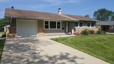 1660 Ashley Road, Hoffman Estates, IL 60169 - #: 10295207