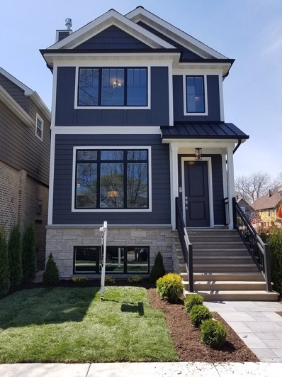 4918 N Seeley Avenue, Chicago, IL 60625 - MLS#: 10295321