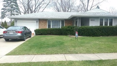 1101 Cedar Lane, Elk Grove Village, IL 60007 - #: 10295457