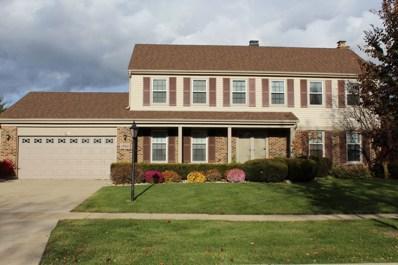 1360 Picardy Lane, Hoffman Estates, IL 60192 - #: 10295681