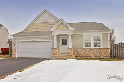 10 Raxburg Court, Lake In The Hills, IL 60156 - #: 10295743