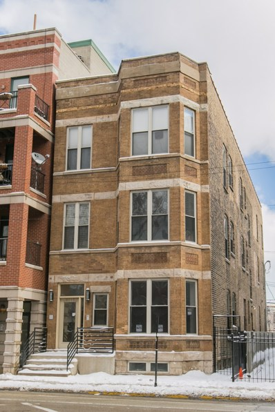 2717 N Halsted Street UNIT 2R, Chicago, IL 60614 - MLS#: 10296049