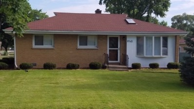 8145 S 83rd Court, Justice, IL 60458 - #: 10296065
