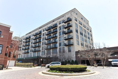 1525 S Sangamon Street UNIT 514-P, Chicago, IL 60608 - MLS#: 10296175