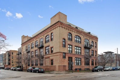 1050 W Hubbard Street UNIT 3F, Chicago, IL 60642 - MLS#: 10296242
