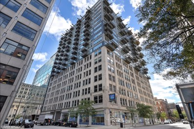 565 W Quincy Street UNIT 1015, Chicago, IL 60661 - MLS#: 10296245