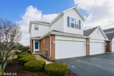 918 Foxwood Court, New Lenox, IL 60451 - #: 10296277