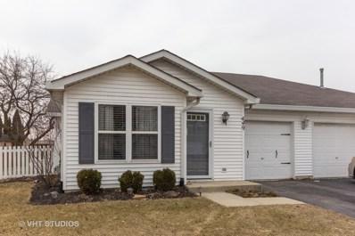 449 Newport Circle, Oswego, IL 60543 - #: 10296388