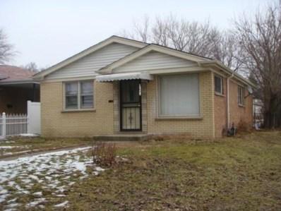 15843 S Vine Avenue, Harvey, IL 60426 - MLS#: 10296395