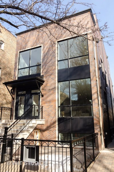 1438 W Catalpa Avenue UNIT 301, Chicago, IL 60640 - #: 10296427