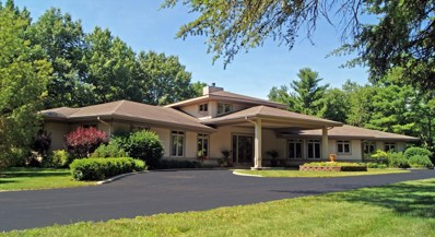 305 N Rose Farm Road, Woodstock, IL 60098 - #: 10296451