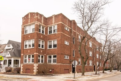 1405 W Rosemont Avenue UNIT 3E, Chicago, IL 60660 - #: 10296609