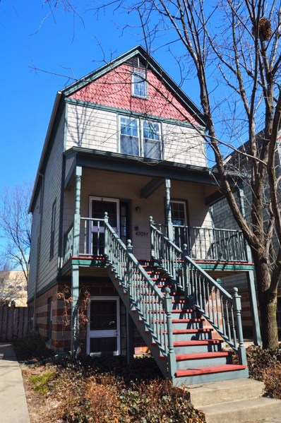 4701 S Woodlawn Avenue, Chicago, IL 60615 - #: 10296675