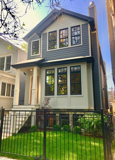 1129 W Wolfram Street, Chicago, IL 60657 - #: 10296683