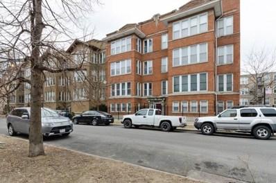 4718 S Ingleside Avenue UNIT 2S, Chicago, IL 60615 - MLS#: 10296687