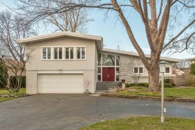 715 Brookvale Terrace, Glencoe, IL 60022 - #: 10296884