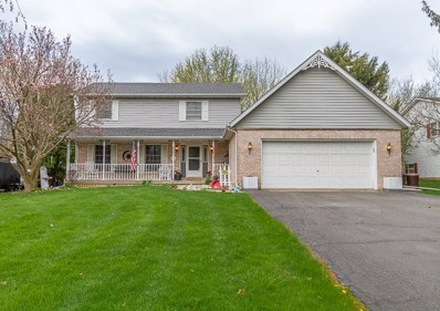 1438 Sandwich Drive, Lake Holiday, IL 60548 - #: 10296914