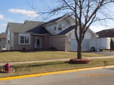 25815 S Sunrise Court, Monee, IL 60449 - MLS#: 10296915