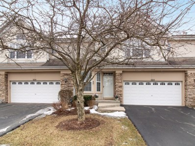 520 Timber Trail Court, Naperville, IL 60565 - MLS#: 10297368