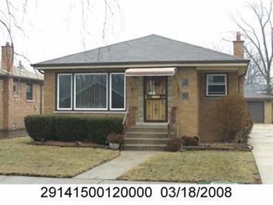 15643 Ellis Avenue, Dolton, IL 60419 - #: 10297567