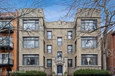 1636 W Greenleaf Avenue UNIT 3W, Chicago, IL 60626 - #: 10297571