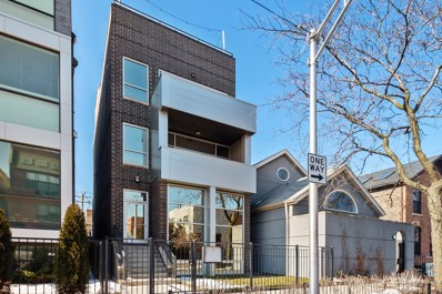 948 N Honore Street UNIT 1, Chicago, IL 60622 - #: 10297819