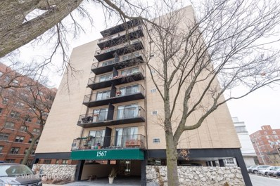 1567 Ridge Avenue UNIT 805, Evanston, IL 60201 - #: 10297853