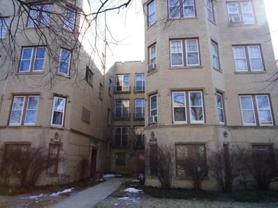 1610 W Monroe Street UNIT 3W, Evanston, IL 60202 - #: 10297889