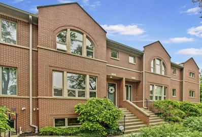 1771 Dewes Street UNIT D, Glenview, IL 60025 - #: 10297891