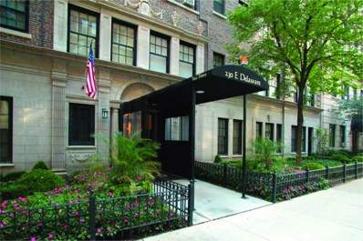 230 E Delaware Place UNIT 6E, Chicago, IL 60611 - #: 10297951