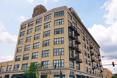 1601 W School Street UNIT 701, Chicago, IL 60657 - MLS#: 10297983