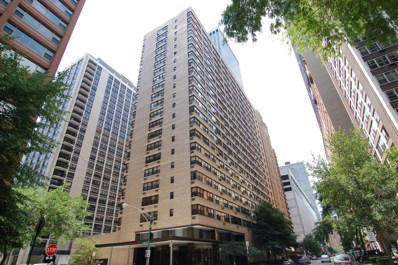 850 N Dewitt Place UNIT 18AF, Chicago, IL 60611 - MLS#: 10298083