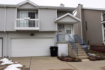 1604 S Martin Luther King Drive UNIT 0, Bloomington, IL 61701 - MLS#: 10298188