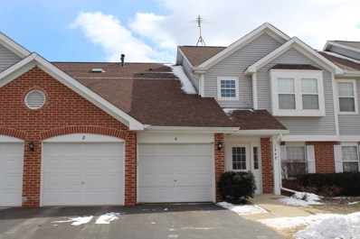 1545 Thornfield Lane UNIT 1, Roselle, IL 60172 - #: 10298377